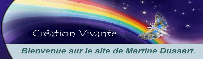 Martine Dussart Artiste de vie et coach de bien-être